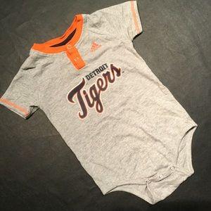 Adidas — Detroit Tigers Onesie